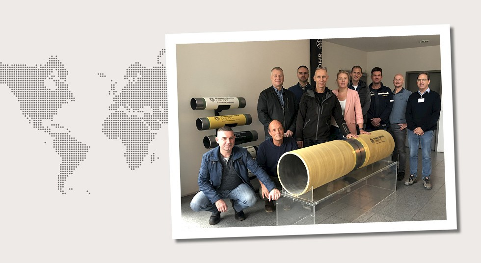 "2. Germany The ""Netbeheerders Gasunie"", members of the network monitoring team, on October 11, 2019 in Siegen"